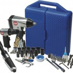 Campbell Hausfeld TL1069 62-Piece Pneumatic Tool Kit