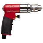 Chicago Pneumatic CP7300R 1/4-Inch Chuck Reversible Air Drill